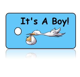Birth Announcement- It's a Boy!