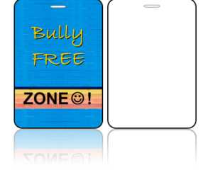 Awareness Bag Tags - Anti-Bullying