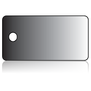 Create Design Key Tags Gradient Gray Background
