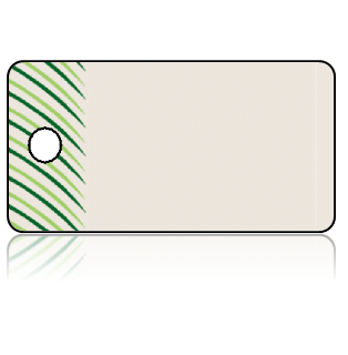 Create Design Key Tags Grey Background Modern Green Pine Needles