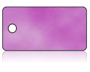 Create Design Key Tags Purple Clouds