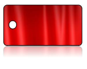 Create Design Key Tags Red Velvet Modern