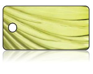 Create Design Key Tags Olive Green Modern
