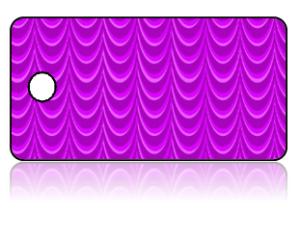 Create Design Key Tags Purple Drapes