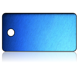 Create Design Key Tags Blue Gradient Texture