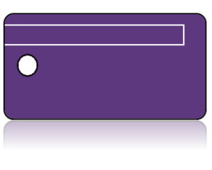 Create Design Key Tags Purple Background
