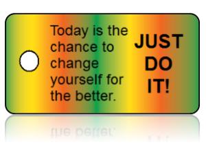 Just Do It! Key Tags