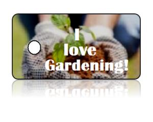 Love Gardening Key Tags – I Love Gardening