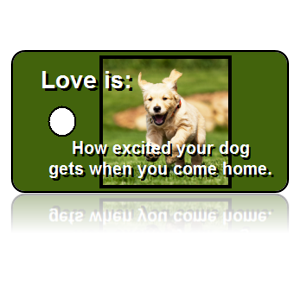Dog Appreciation Key Tags