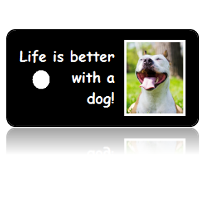 Pet Key Tags Dog