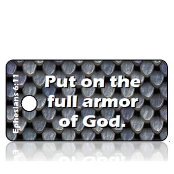 ScriptureTagA11 - NIV - Ephesians 6 vs 11 - Armor