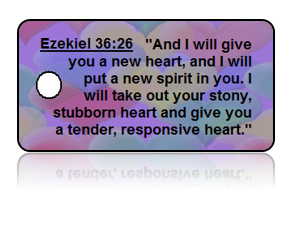 Ezekiel 36:26 Bible Scripture Key Tags