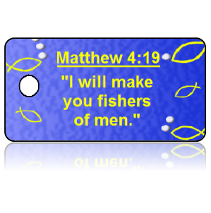 Matthew 4:19 Bible Scripture Key Tags