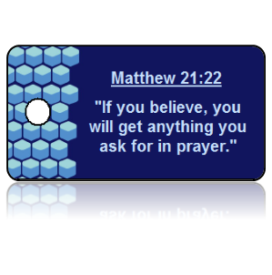 Matthew 21:22 Bible Scripture Modern Key Tags