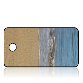 Create Design Key Tags Beach Shoreline