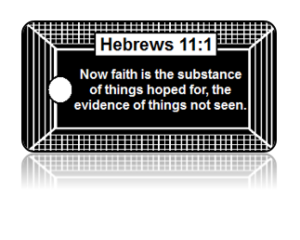 Hebrews 11:1 Bible Scripture Key Tags