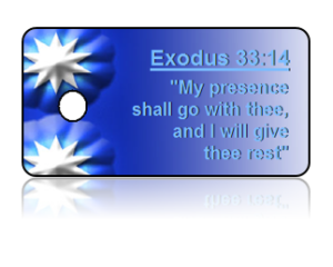 Exodus 33:14 Bible Scripture Key Tags