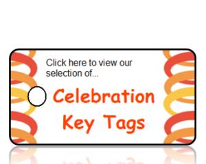 Celebration Key Tags