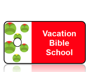 Vacation Bible School (VBS) Tags