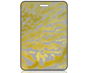 Create Design Silver Gold 3D Modern