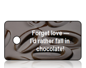 Chocolate Appreciation Key Tags