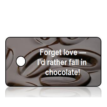 Chocolate Appreciation Key Tags