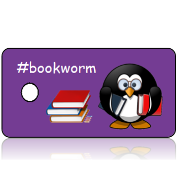 Bookworm Hashtag Key Tags