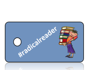 Radical Reader Boy Hashtag Key Tags