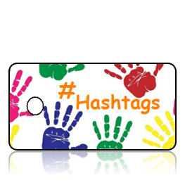 #Hashtags Key Tags