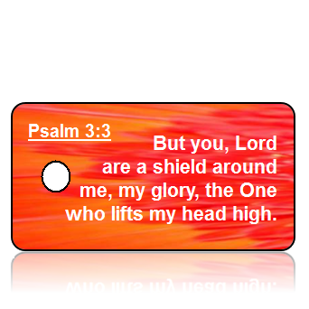 Psalm 3:3 Bible Scripture Key Tags