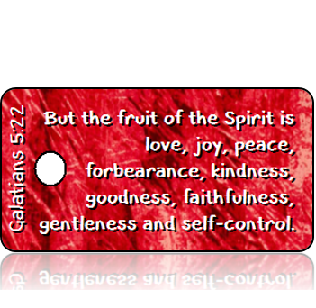 Galatians 5:22 Bible Scripture Tags