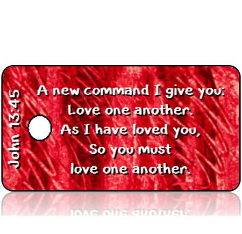 John 13:45 Bible Scripture Tags