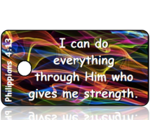 Philippians 4:13 Bible Scripture Tags