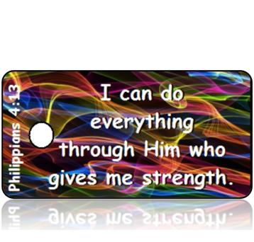 Philippians 4:13 Bible Scripture Tags