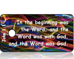 John 1:1 Bible Scripture Tags