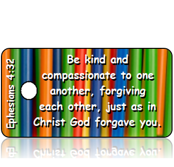 Ephesians 4:32 Bible Scripture Tags