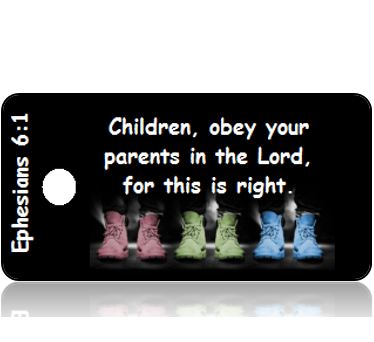 Ephesians 6:1 Bible Scripture Tags