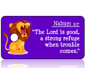 Nahum 1:7 Bible Scripture Tags