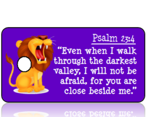 Psalm 23:4 Bible Scripture Tags