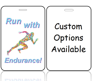 BuildITB21-CO - Run with Endurance - Custom Options Available